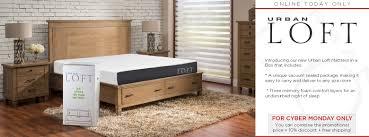 El Dorado Furniture Bedroom Sets Urban Loft Mattress In A Box El Dorado Furniture