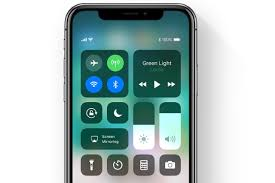 turn light on iphone warning toggles in the ios 11 control center don t let you turn off
