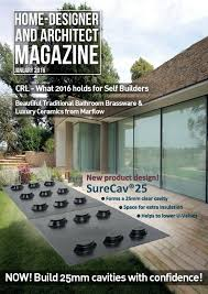 home designer and architect january 2016 by jet digital media