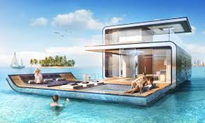 Homes For Sale In Dubai by Underwater Villa In The World Islands Dubai Green House Real Estate
