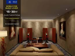 hi fi room acoustic treatment aq1000s soundbox