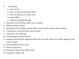 poetry vocabulary 1 narrative poem a poem that tells a story and