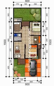 25 ide terbaik denah rumah kecil di pinterest denah rumah kecil