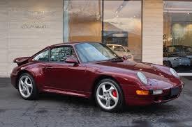 97 porsche 911 for sale 1997 porsche 911 turbo german cars for sale