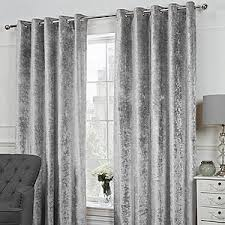 Grey Metallic Curtains Shop For Metallic Curtains Blinds Home Accessories Home