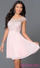 smashing rachel roy nectar capsleeve dress product 1 6398374