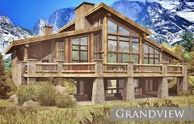 impressive design log cabin home designs and floor plans 17 best