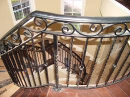 home depot stair railings interior interior stair railings se18c design iron railing w hand forged