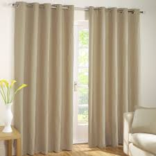 jazz linen lined eyelet curtains pair julian charles