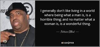 Patrice Meme - patrice o neal