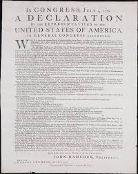 Citizenship In The Nation Merit Badge Worksheet Boy Scout Troop 780 Declaration Of Independence