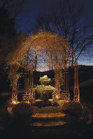 Garden Patio Lighting by Landscapes Outdoor Lighting Perspectives