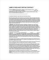 13 contract templates free sample example format free