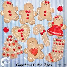 christmas cookie clipart gingerbread cookie clip art gingerbread