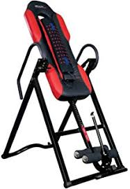best fitness inversion table amazon com best fitness bfinver10 inversion therapy table