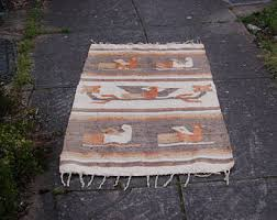 Indian Hand Woven Rugs Handwoven Wool Rug Etsy