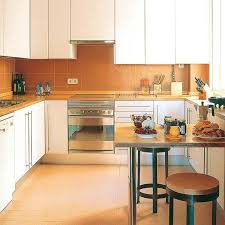 small kitchens and space saving ideas to create ergonomic modern