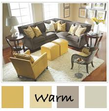 yellow and gray living room ideas 3 great color palettes for the waltonwood senior living community in