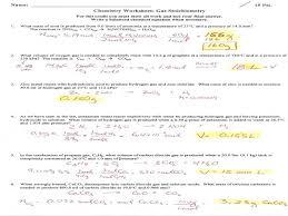 gas law worksheet worksheets u2013 guillermotull com