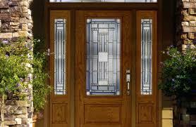 glass panel front door door amazing glass panel exterior door front door custom double