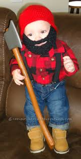 lumberjack costume lumberjack baby costume