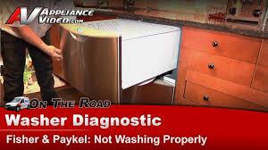 Fisher And Paykel Nautilus Dishwasher Manual Fisher And Paykel Dishwasher Diagnostic Not Washing Properly