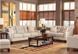Cindy Crawford Savannah Bedroom Furniture by Shop For A Cindy Crawford Hadly Beige 7pc Classic Living Room At