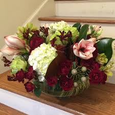 floral arrangement winter blend floral arrangement clare design