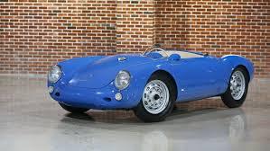 porsche classic convertible 1955 1956 porsche 550 spyder review gallery top speed