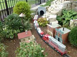 Garden Railroad Layouts Permanent Garden Railroads You Can Visit Garden Railways Magazine