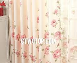 Retro Floral Curtains Vintage Floral Curtains Vintage Floral Curtains For Sale Beige And