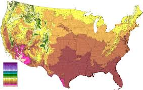 temperature map usa january summer temperature averages for each usa state current results