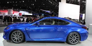 lexus rc f coupe the beautiful powerful lexus rc f coupe business insider