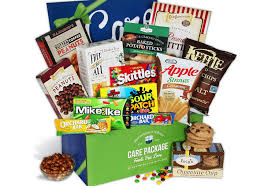 food care packages 5 care package ideas to make someone s day