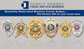 family badge smithwarrenbadges