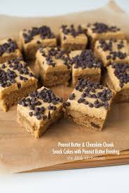 betty crocker reese u0027s peanut butter u0026 chocolate chunk snack cakes