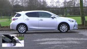 lexus ct 200h hatchback lexus ct 200h 1 8 se l premier 5dr youtube
