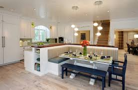 Is A Kitchen Banquette Right Dining In Comfort With Kitchen Banquettes