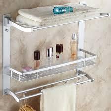 Bathroom Shelves For Towels Bathroom Multifunction Bathroom Storage Hanging Rack With Hooks