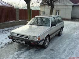 subaru leone hatchback 1989 subaru leone ii generation 2 1 8 110 cui b4 gasoline 72