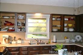 Open Kitchen Cabinets No Doors Breathtaking Kitchen Cabinets Without Doors Open Kitchen Cabinets