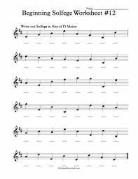 worksheet 12 solfege worksheets for classroom instruction