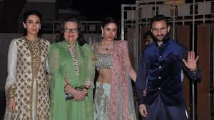 saif ali khan gifts mother in law babita an apartment bollywood