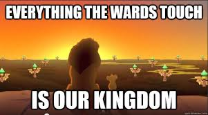 Hd Meme - everything the wards touch is our kingdom inspired by siv hd