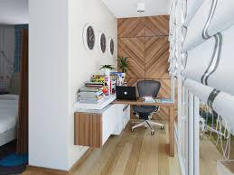 great modern small office area design ideas with stylish hanging