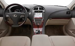 maintenance cost for lexus es350 2011 lexus es 350 interior photo 37470779 automotive com