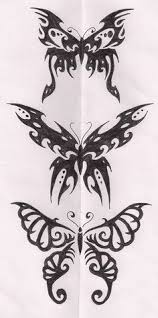 celtic butterfly tattoos tribal tattoo designs the most