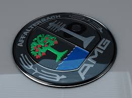 logo mercedes benz 3d amg logo 3d asset cgtrader