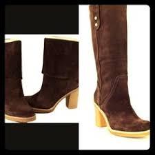 ugg womens josie heeled boots stout 847006eefdc565f7cc43db560d454e61 jpg