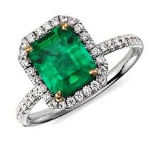 emerald engagement ring emerald engagement rings the and unique choice for the